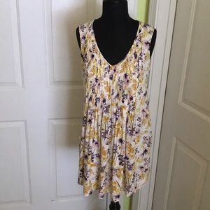 Old Navy mini dress.